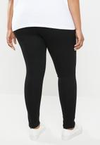 Superbalist - Premium stretch jeggings - black