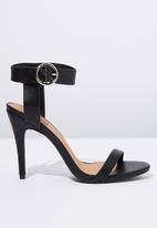 Cotton On - Skylar stiletto heel - black