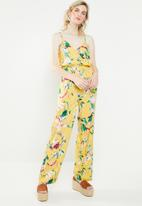 Vero Moda - Simply easy strap jumpsuit - multi
