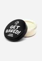 W7 Cosmetics - Get baked! loose powder