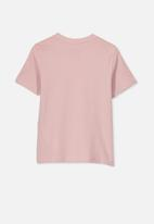 Cotton On - Max skater short sleeve tee - pink