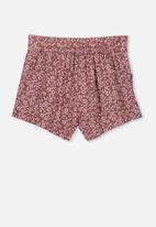 Cotton On - Callie short - pink