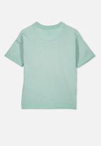 Cotton On - Skater short sleeve tee - green