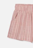 Cotton On - Dani short - peach