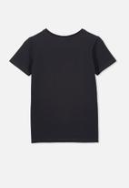 Cotton On - Lux short sleeve tee -  black