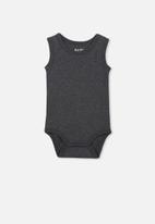 Cotton On - The singlet bubbysuit - grey