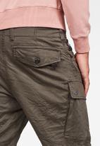 G-Star RAW - Roxic cargo pants - Charcoal