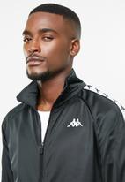 KAPPA - Banda anniston jacket - black & white