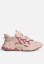 adidas Originals - Ozweego - glow orange/semi coral/trace maroon