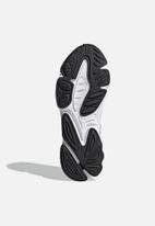adidas Originals - Ozweego - core black/solar green/onix