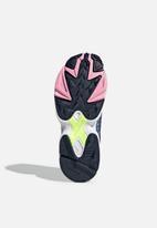 adidas Originals - Falcon - collegiate navy/true pink/true pink