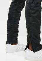 Diesel  - D-earby-ne stretch jean - blue & black