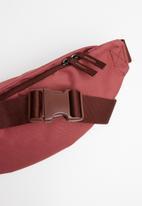 Nike - Nk heritage hip pack - burgundy