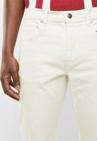 Cotton On - Slim fit jeans - beige