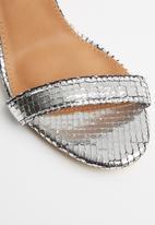 Cotton On - San Luis heel - silver