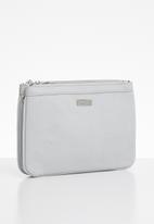 Pierre Cardin - Jenna crossbody bag - grey