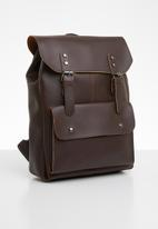 Superbalist - Perry backpack - brown