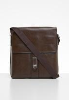 Superbalist - Monahan crossbody bag - brown