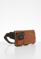 Superbalist - Scarvo waistbag - brown