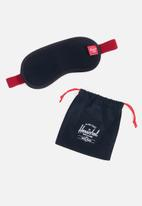 Herschel Supply Co. - Eye mask - navy & red