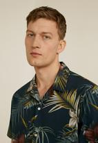 MANGO - Escarlat shirt - multi