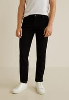 MANGO - Jan 4 jeans - black