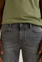 MANGO - Rock 4 bermuda shorts - grey