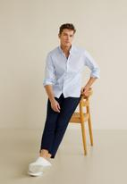 MANGO - Enate shirt - blue