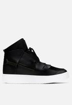 Nike - W Vandalised LX - black/anthracite-mystic green