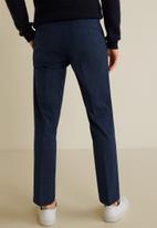 MANGO - Bologna 4 trousers - navy