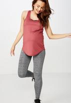 Cotton On - Maternity training tank top  - pink