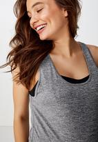 Cotton On - Maternity training tank top  - grey