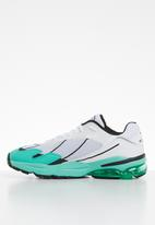PUMA - Cell ultra mdcl - puma white-blue turquoise