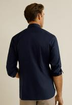 MANGO - Play shirt - navy