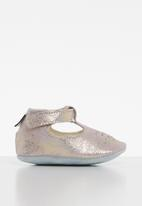 shooshoos - Little lottie pumps - rose gold
