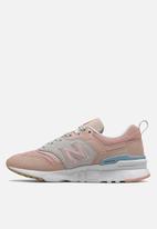 New Balance  - Cw997hkc - pink/grey