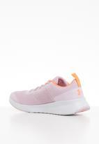 Under Armour - Ua w aura trainer - pink fog / halo gray / peach plasma