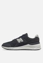 New Balance  - Msx90ttd - suede/mesh - navy