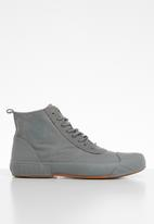 SUPERGA - 228 Cotu canvas logo boot - grey