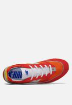 New Balance  - Msxrcslf - retro comp - red/yellow