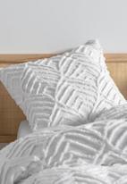 Linen House - Ramona duvet cover set - white