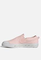 adidas Originals - Nizza slip on w - icey pink/crystal white