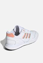 adidas Originals - A.R. trainer - ftwr white/glow pink/core black