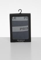 Pringle of Scotland - George 2 pack plain briefs - navy