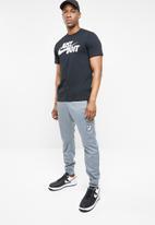 Nike - Just do it swoosh tee - black & white