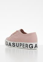 SUPERGA - 2790 Canvas logo - pink