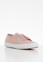 SUPERGA - 2750 Cotu classic canvas - pink