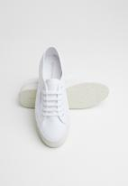 SUPERGA - 2736 cotu canvas double - white
