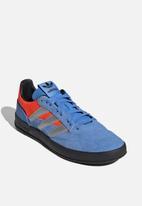 adidas Originals - Sobakov p94 - real blue/silver met./solar red