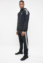 adidas Performance - Mts woven tracksuit - black & white